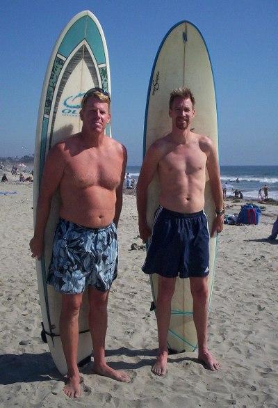 Steve Conlon and Wade Nelson